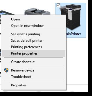 Blue Swift Technologies | Windows: Set user default to black and white