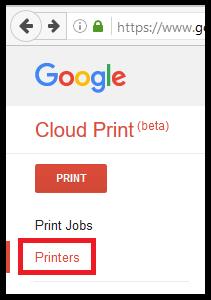 Blue Swift Technologies   How to setup Google Cloud Print